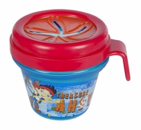 Spill-Proof Snack Bowl -- Jake & the Never Land Pirates