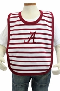 Stripe Knit Bib - Alabama