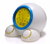 Teach Me Time Alarm Clock & Nightlight
