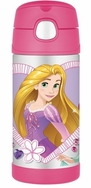 Thermos Princess FUNtainer Stainless Steel Beverage Container