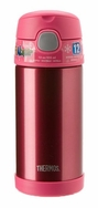 Thermos Solid Pink Funtainer