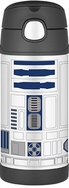 Thermos Star Wars FUNtainer Stainless Steel Straw Bottle