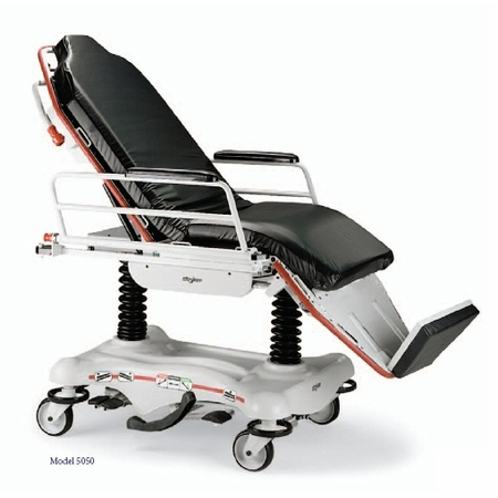 Stryker 5050 Stretcher Chair *Certified*