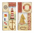 Anchor's Away Nautical Metal Wall Hanging