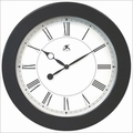 Black Gallery Wall Clock