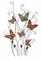Butterfly Blessings Metal Wall Hanging