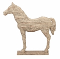 Equestrian Dreams Freestanding Horse Table Sculpture