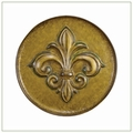 French Fleur De Lis Kitchen Decor