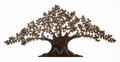 "Giant 92"" Tree of Life Metal Wall Sculpture"