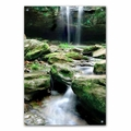 Hidden Falls Acrylic Wall Art Decor