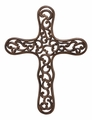 Links of Love Handmade Wood Wall Cross