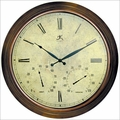 Metal Weather Wall Clock
