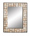 Natural Stone Wall Mirror