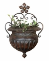 Padova Metal Wall Planter