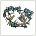 Tropical Animals Decor