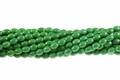 6x9mm Green Stabilized Turquoise Rice Beads 15.5""