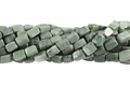 Africa Jade 8x12mm Nugget Beads 16""