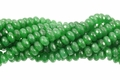 Aventurine 8mm Faceted Rondelle Beads 15.5: