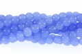Composite Chalcedony 8mm Round Beads 16""