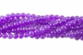 Dyed Amethyst 8mm Round Beads 16""