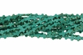 Magnesite 8x10mm Cross Beads 15.5""