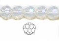 Moonstone Opalite 12mm Faceted Round Beads 40 pcs.
