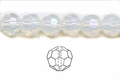Moonstone Opalite 8mm Faceted Round 72 pcs.