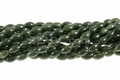 Nephrite Jade 6x9mm Rice Beads 16""