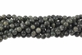 Nephrite Jade 8mm Round Beads 16""