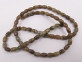 South China Jade 4x6mm Rice Beads 16'