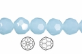 Synthetic Chalcedony 8mm Faceted Round Beads 50 pcs.