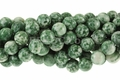 Tree Agate 8mm Round Beads 16""