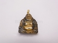 Triger Eye 26mm Fine Carved Buddha Pendant