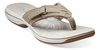Clarks Breeze Sea Women's Sandals - Grey Stone