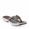 Clarks Breeze Sea Women's Sandals - Pewter