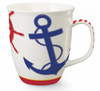 Cape Shore Harbor Mug - Nautical Chic