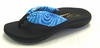 Island Slipper ZB393 Women's Sandals - Blue Tahiti