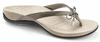 Orthaheel Bella II Women's Sandals - Pewter