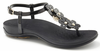 Orthaheel Julie II Women's Sandals - Black