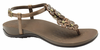 Orthaheel Julie II Women's Sandals - Bronze