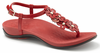 Orthaheel Julie II Women's Sandals - Red