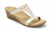 Orthaheel Maggie Women's Wedge - White