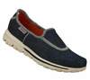Skechers Go Walk Heritage Women's Shoes - Denim