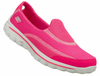 Skechers Go Walk 2 Women's Shoe - Hot Pink