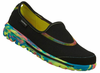 Skechers Go Walk Wavelength Women's Shoe - Black/Multi