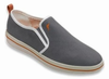 Tommy Bahama Double Gore Men's Slip On - Dark Grey