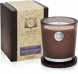 Aquiesse Black Fig & Cypress Candle