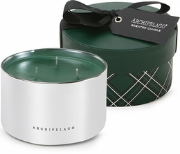 Archipelago Traditional Holiday Hope Hat Boxed Candle