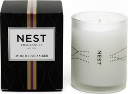 Nest Moroccan Amber Votive Candle