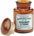 Paddywax Rosemary and Thyme Apothecary Candle
